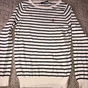 Ralph Lauren stripped sweater